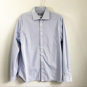 Michael Kors | MK Slim Fit Airsoft Stretch Shirt